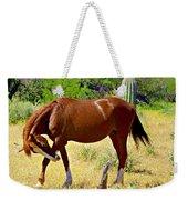 Wild Mustang Weekender Tote Bag