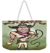 Wild Party Weekender Tote Bag