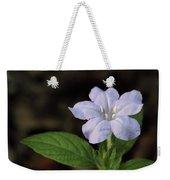 Wild Petunia Weekender Tote Bag