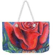 Wild Rose One Weekender Tote Bag