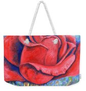 Wild Rose Two Weekender Tote Bag