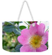 Wild Roses 2 Weekender Tote Bag