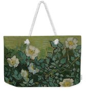 Wild Roses Saint-remy-de-provence, May-june 1889 Vincent Van Gogh 1853 - 1890 Weekender Tote Bag