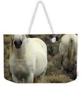 Wild Stallion Weekender Tote Bag
