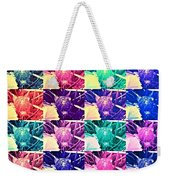 Wild Strawberry In Different Flavors Weekender Tote Bag