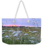 Wild Sunrise Weekender Tote Bag