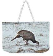 Wild Turkey - Meleagris Gallopavo Weekender Tote Bag