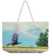 Wild Turkey Flight Weekender Tote Bag