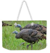 Wild Turkey In Shiloh Military Park Weekender Tote Bag