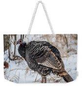 Wild Turkey Not The Whiskey Weekender Tote Bag