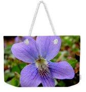 Wild Violet 1 Weekender Tote Bag