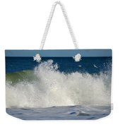 Wild Waves Weekender Tote Bag