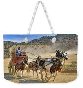 Wild West Ride Weekender Tote Bag