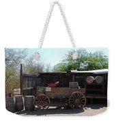 Wild West Still Life Weekender Tote Bag