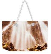Wild West Water Fall Weekender Tote Bag