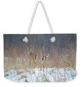 Wild Winter Weekender Tote Bag