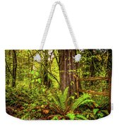 Wild Wonder In The Woods Weekender Tote Bag