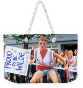 Wilde Weekender Tote Bag