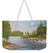 Wilde Wateren  Weekender Tote Bag