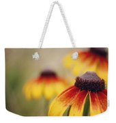 Wildfire Wildflowers  Weekender Tote Bag