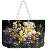 Wildflower Bouquet II Weekender Tote Bag