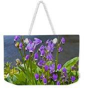Wildflower Cascade Weekender Tote Bag
