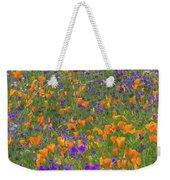 Wildflower Dream Weekender Tote Bag
