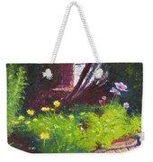 Wildflower Garden Weekender Tote Bag