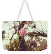 Wildflower I Weekender Tote Bag