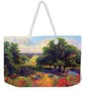 Wildflower Meadows Of Color And Joy Weekender Tote Bag