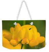 Wildflower Named Birdsfoot Trefoil Weekender Tote Bag