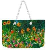 Wildflower Rush Weekender Tote Bag