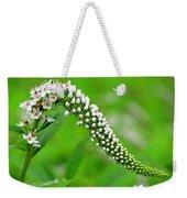 Wildflower Slide Weekender Tote Bag