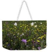 Wildflower Surprise Weekender Tote Bag