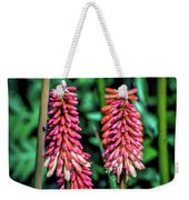 Wildflower  V8 Weekender Tote Bag