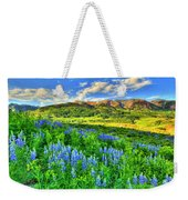 Wildflower Wonder Weekender Tote Bag