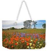 Wildflower Wonderland 5 Weekender Tote Bag