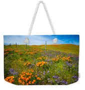 Wildflower Wonders Of The High Desert Weekender Tote Bag