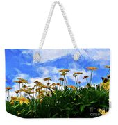 Wildflowers 11318 Weekender Tote Bag