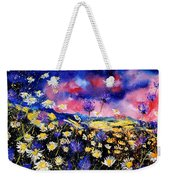 Wildflowers 67 Weekender Tote Bag