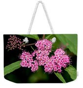 Wildflowers Come In Many Sizes Weekender Tote Bag