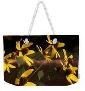 Wildflowers Creekside Weekender Tote Bag