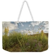 Wildflowers Of Chaco Weekender Tote Bag