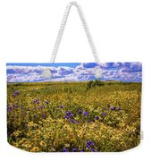 Wildflowers Of The Carrizo Plain Superbloom 2017 Weekender Tote Bag
