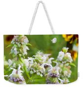 Wildflowers Three Weekender Tote Bag