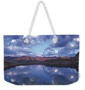 Wildhorse Lake Weekender Tote Bag
