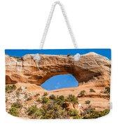 Wildon Arch In Utah Weekender Tote Bag