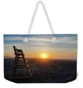 Wildwood New Jersey - Peaceful Morning Weekender Tote Bag