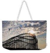 Wildwood Roller Coaster Weekender Tote Bag