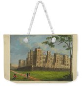 Wilkinson, Robert  58 Cornhill Windsor Castle Published 7 Aug 1813 Weekender Tote Bag